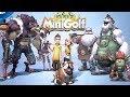 Infinite Mini Golf (Games Zone ) Gameplay walkthrough!!!