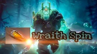 Dota 2 Wraith King WIth All Custom Set Kinetic Gem Effect