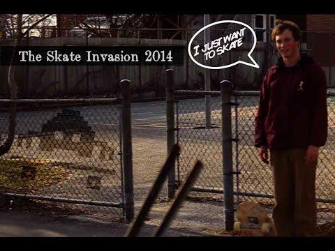 Skate Invasion 2014
