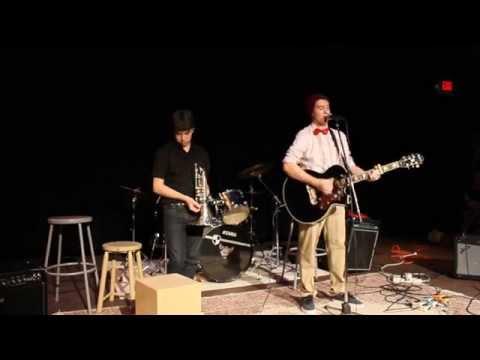 Jacob Harelick With Max Hoffman singing his original