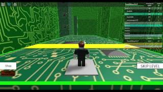 ROBLOX, SPEED RUN 4 | 10, FINAL | La habitación negra, el mundo informático y el castillo helado