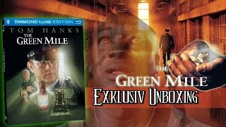 The Green Mile - 15th Anniversary Diamond Luxe Edition Blu-ray unboxing