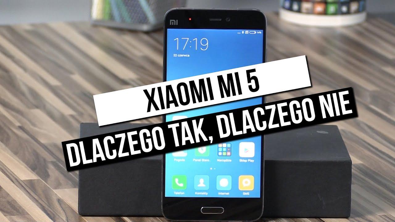 Xiaomi Mi 5 Pro - szybki test: dlaczego tak, dlaczego nie?