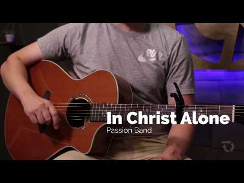 In Christ Alone - Acoustic Guitar Tutorial