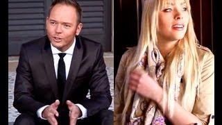 Lauris Reiniks & Liepa Mondeikaitė - Apkabink Dar - LITHUANIA (+ ŽODŽIAI/LYRICS)