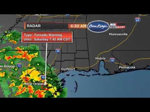 Wlox weather radar May 4 2019