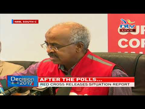 Kenya Red Cross decries fake news phenomena, calls on Kenyans to be honest in reporting disasters