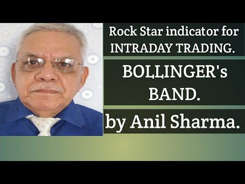 VIDEO. 119. BOLLINGER's BAND.TECHNICAL INDICATOR.For Intraday Trading. Moving Average.VOLATILITY.