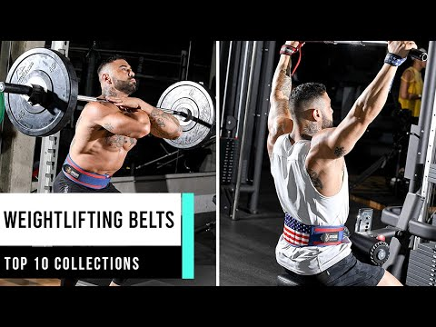 Best Belts For Weightlifting [2020] || Best Weightlifting Belts Review