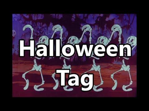 🎃 Halloween Tag