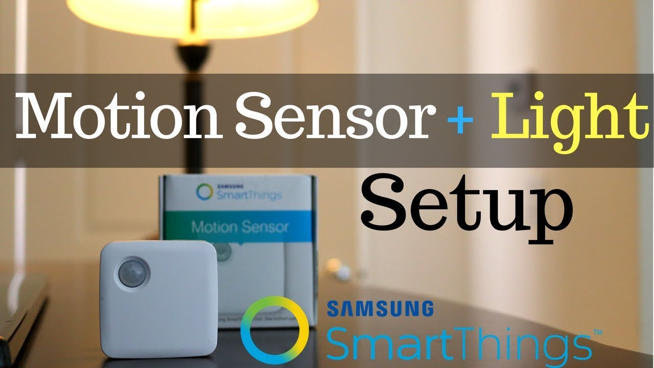Controlling Smart Led Light Bulbs With Motion Sensor Smartthings