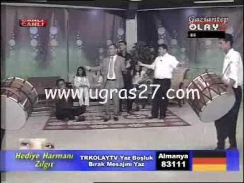 GAZIANTEP OLAY TV - CANLI YAYIN DAVUL ZURNA 1