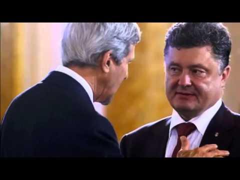 Obama to hold talks with Ukraine's Poroshenko in Warsaw   BREAKING NEWS   04 JUNE 2014 HQ