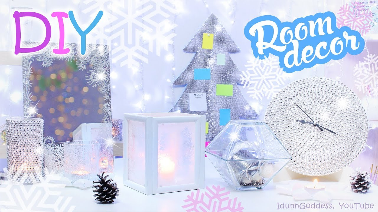 5 Diy Winter Room Decor Ideas How To Decorate Your Room