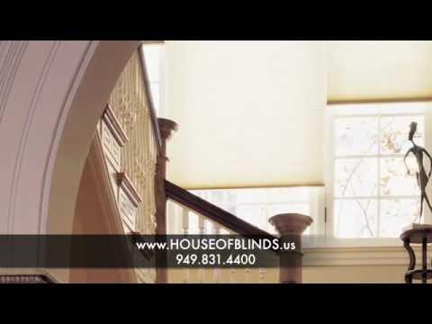 Curtains Laguna Hills | 949.831.4400 | House of Blinds