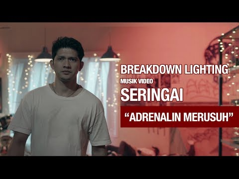 "Breakdown Lighting SERINGAI ""Adrenalin Merusuh"" (Official Music Video Feat. Iko Uwais)"