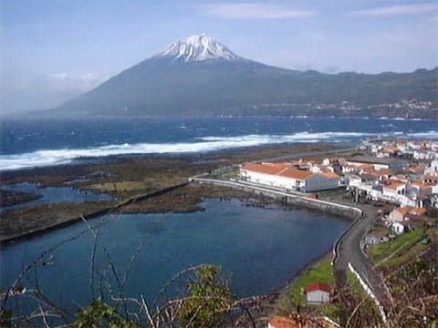 Pico Azores.  Lajes do Pico.