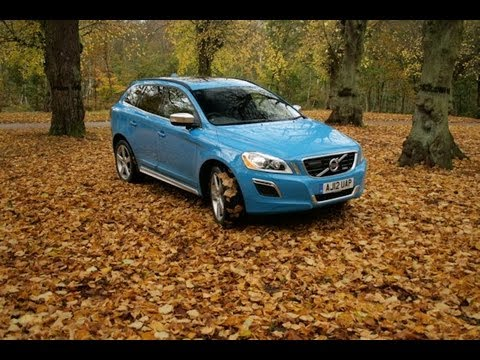 Driving The 2013 Volvo XC60 D5 R-Design Polestar
