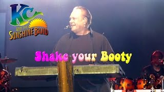 KC & the Sunshine Band - Intro and Shake Your Booty LIVE 2014