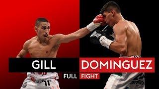 FULL FIGHT! Jordan Gill vs Emmanuel Dominguez | 2nd March 2019