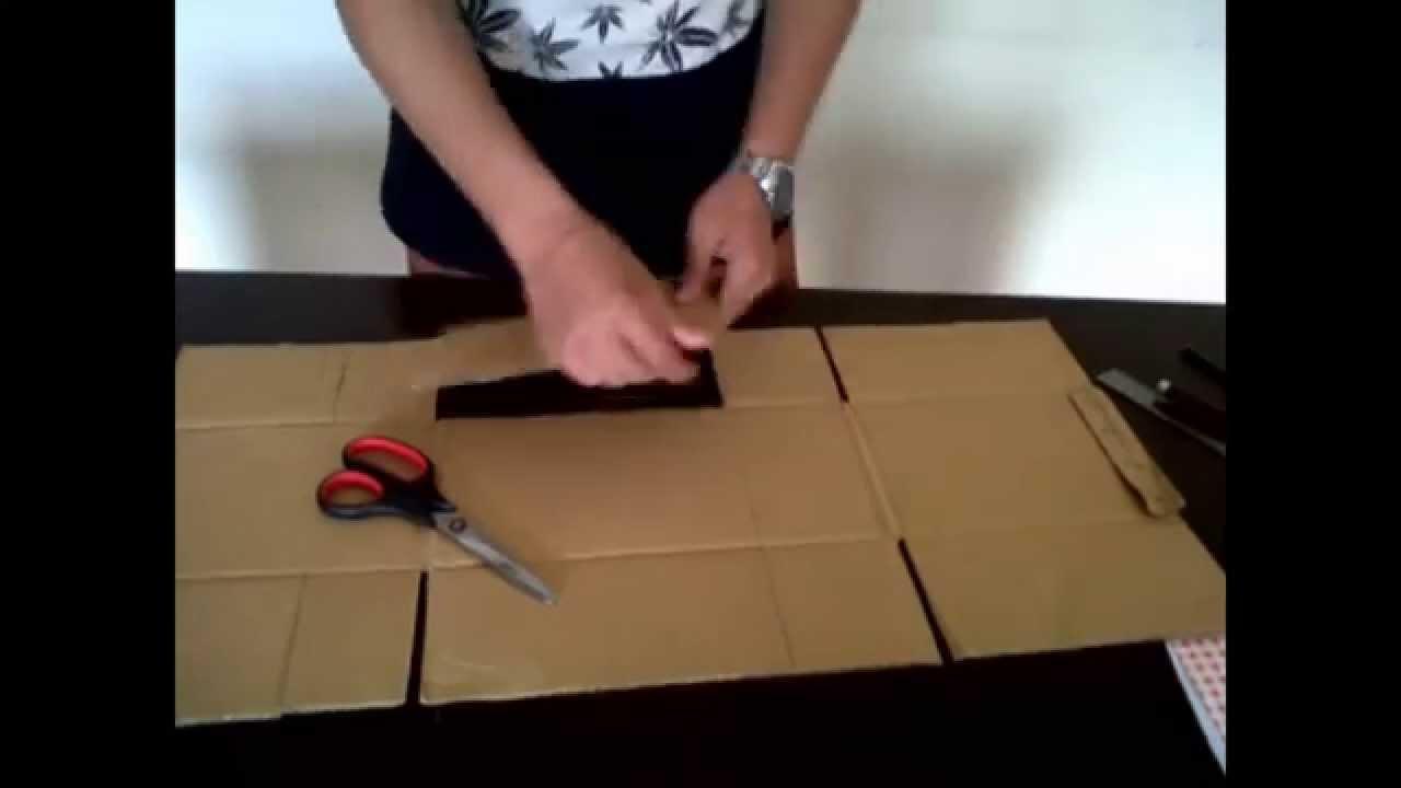 Membuat Kotak Tisu - (KLP 3 AP-C) - YouTube ed79d0aa49