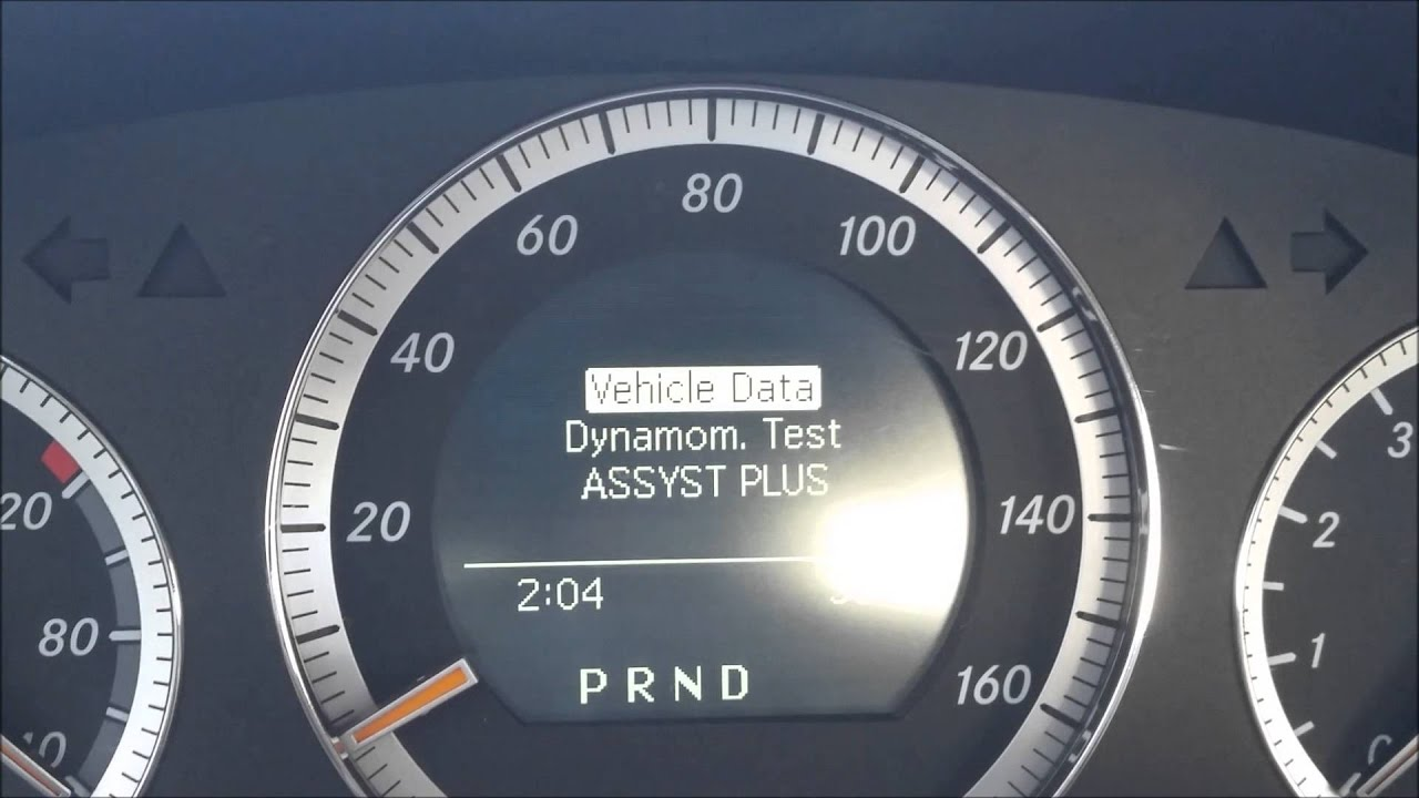 How to reset mercedes a and b service indicator youtube for Mercedes benz b5 service