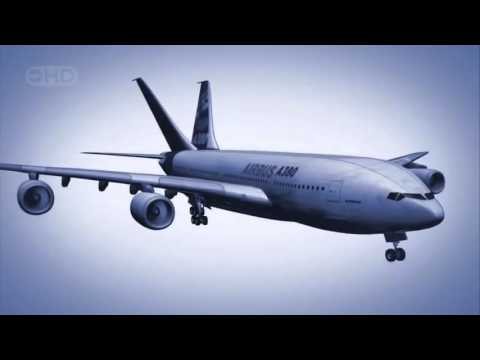 50 minutes with the Airbus A380 -  Amazing machine
