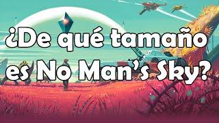 ¿No Man's Sky es mas grande que el universo real? - Hey Arnoldo