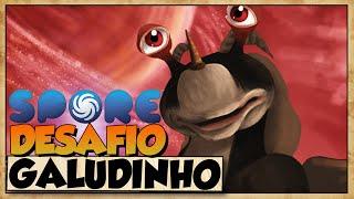 GALUDINHO AMOROSO - SPORE #3 ( SPOK CARECA? )