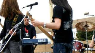 Inverted Minds - Forsaken - Dream Theater Cover [Live @ L.S.S. R. Caccioppoli 24-04-2010]