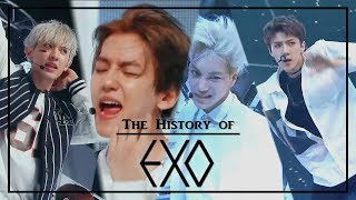 Download lagu EXO Special★Since Debut to TEMPO★(2h 6m Stage Compilation)
