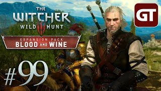 Thumbnail für The Witcher 3: Blood & Wine #99 - Beinahe ergriffen - Let's Play The Witcher 3: BaW