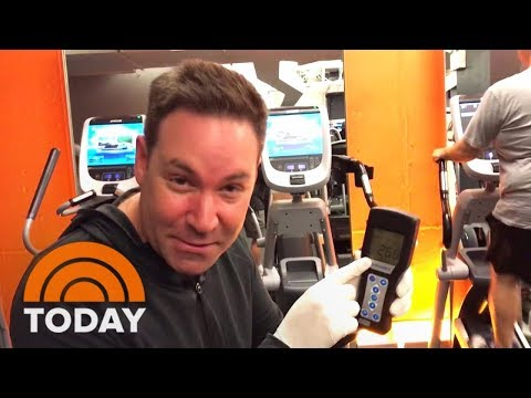 Where Germs In Gyms Are And How To Avoid Getting Sick From Them | TODAY
