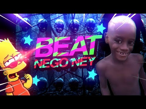 BEAT DO NEGO NEY - Bigodin Finin Cabelin Na Régua FUNK REMIX by Canal Sr Nescau