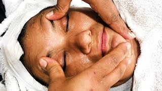 Shahnaz Facial Steps | Shahnaz Gold Facial | Cocoon Salon