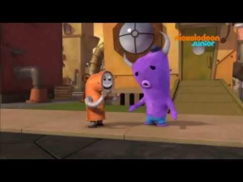 Monstre et Robot - Tous les week-ends à 10h25 sur Nickelodeon Junior