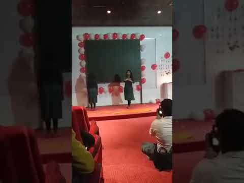 Teri Mitti dance video from different angle  😘😘 Ft  Ganga and Deepa from  galgotia university