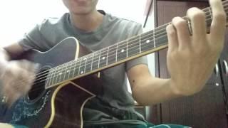 Châu Khải Phong - Chỉ Yêu Mình Em - Guitar Cover by Hoàng Phương - Có Hướng Dẫn Intro guitar