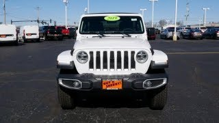 [Sky One-Touch] 2019 Jeep Wrangler Unlimited Sahara For Sale in Piqua Ohio | 28787T