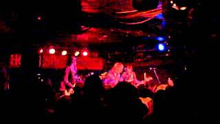 """Positive Bleeding"" - Urge Overkill at The Horseshoe (July 7th, 2011)"