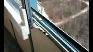 Установка Roto Patio на алюминиевый фасад(, 2013-12-24T05:03:27.000Z)
