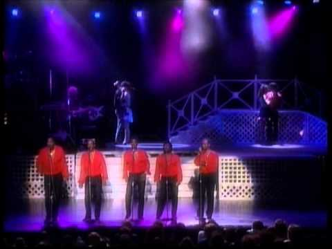 The Contours - IN THE STILL OF THE NIGHT (Dirty Dancing Live In Concert 1988)