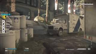 "CoD Ghosts - TDM Gameplay on Strikezone (Call of Duty: Ghost Multiplayer Gameplay)""كود قوست"""