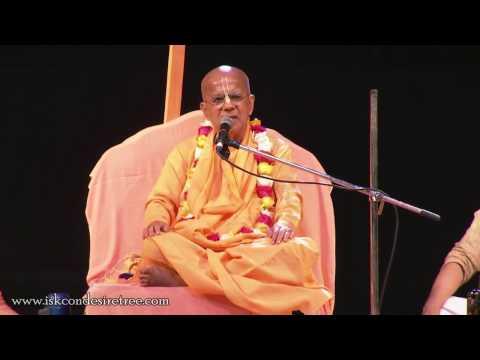 Jagannath Pastimes by HH Gopal Krishna Swami at ISKCON Juhu Rathyatra Festival