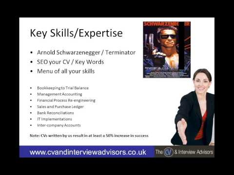 2013 11 06 19 15 How to Write a High Impact, Interview Winning CV for Bookkeepers