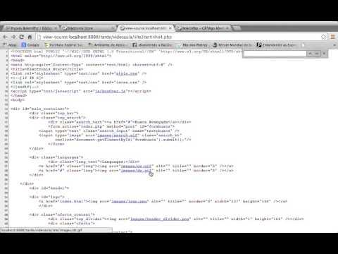 PHP OO /Integração Site - Parte 7 (FINAL) - Boleto Bancário