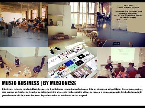 Estude Music Business Grátis (Exclusivo p/ Assinantes do Canal) | Inscreva-se e acione o Sino