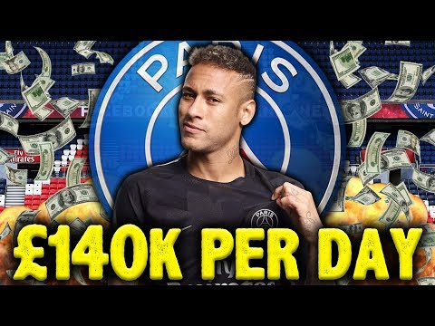 Neymar Demands RIDICULOUS £1M-A-Week Wage To Stay At PSG?! | Futbol Mundial