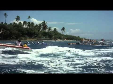 Hawaiki Nui 2012 (paddling Connection)