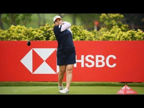 Inbee Park Round 1 Highlights 2019 HSBC Women's World Championship